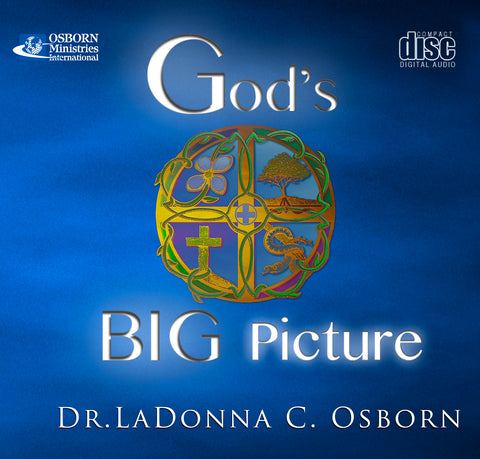 God's Big Picture - CD (4)