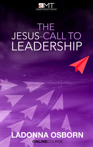 The Jesus-Call To Leadership | On-Demand Course