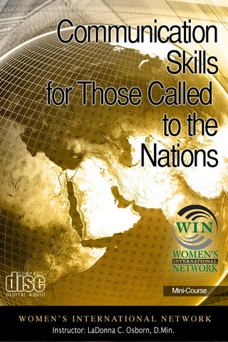 Communication Skills For Those Called to the Nations - CD (10)