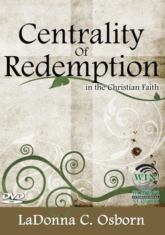 Centrality of Redemption Course - DVD (6)