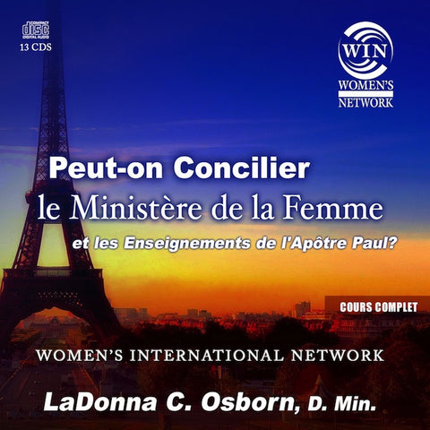 Peut-on Concilier le Ministere de la Femme - 13 CDs - French