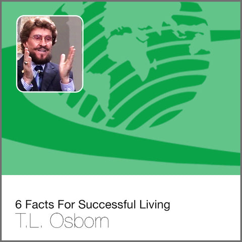 6 Facts For Successful Living - Audio CD