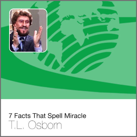 7 Facts That Spell Miracle - CD