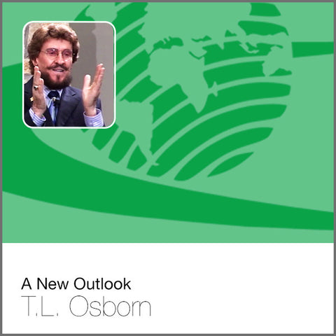 A New Outlook - Audio CD