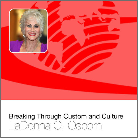 Breaking Through Custom and Culture - 2 Audio CDs