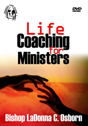 Life Coaching for Ministers - IGF - 8 DVDs or CDs
