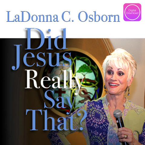 Did Jesus Really Say That? - Digital Audio
