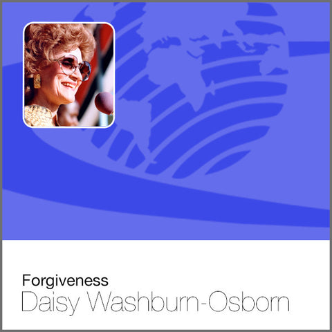 Forgiveness - Audio CD