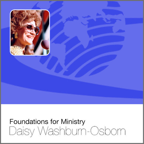 Foundations for Ministry - CD
