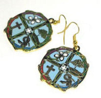 The Gospel Icon Earring Pair