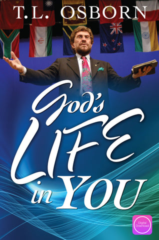 God's Life in You - Digital Book