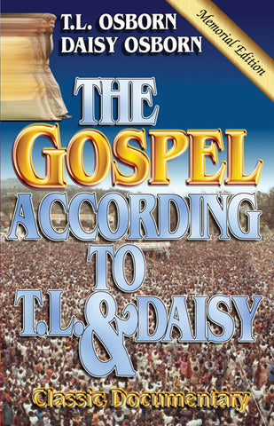 The Gospel According to T.L. & Daisy - Paperback