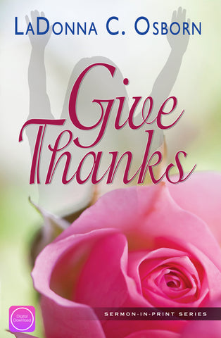 Give Thanks - Digital Book