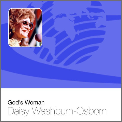 God's Woman - Audio CD - English or French or German