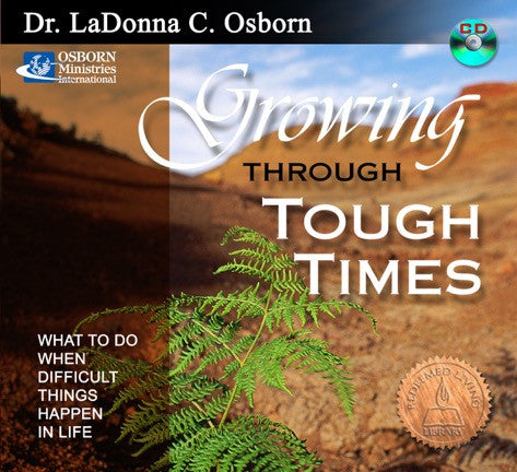Growing Through Tough Times - CD (3)