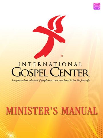IGC Clergy Manual - Digital Book