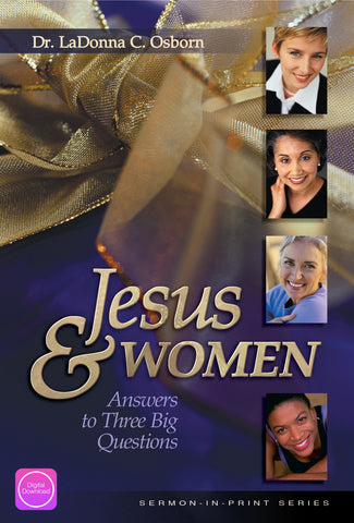 Jesus & Women - Digital Book