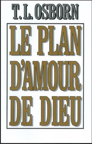 God's Love Plan - Paperback | French