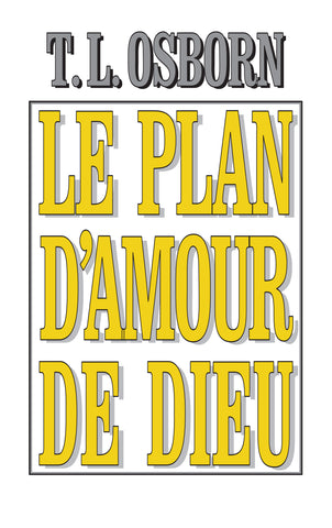 God's Love Plan - Digital Book | French