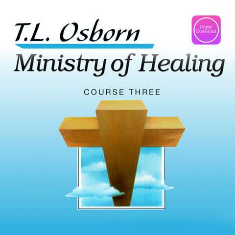 Ministry of Healing: Course 3 - Digital Audio