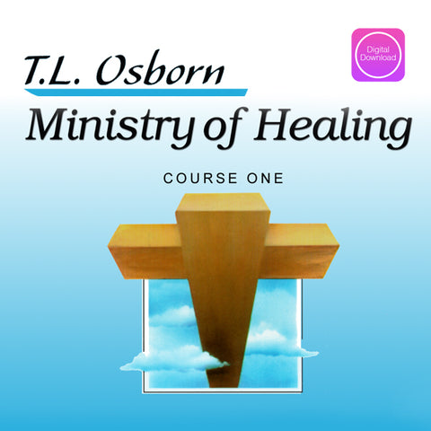 Ministry of Healing: Course 1 - Digital Audio