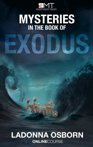 Mysteries In The Book Of Exodus - Online Course