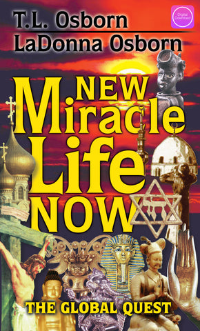 New Miracle Life Now - Digital Book