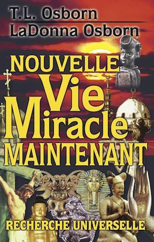 New Miracle Life Now - Paperback | French