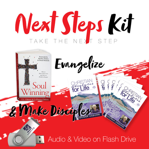 Next Steps Kit - Physical **50% OFF LIMITED TIME**