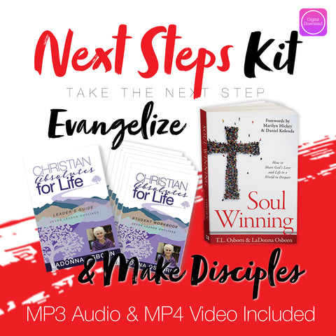Next Steps Kit - Digital **50% OFF LIMITED TIME**