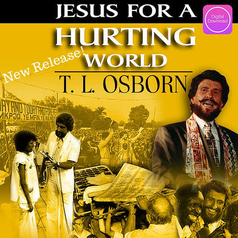Jesus For A Hurting World - Digital Audio