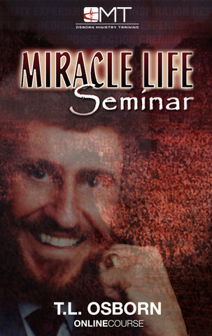Miracle Life Seminar | OMT Course On-Demand