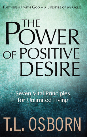 The Power of Positive Desire - Paperback