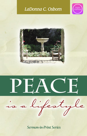 Peace is a Lifestyle - Digital Book