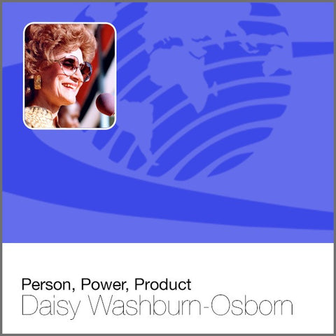 Person, Power, Product - Complete Set on 3 Audio CDs