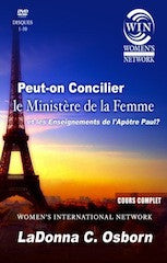 Peut-on Concilier le Ministere de la Femme - 10 DVDS - French
