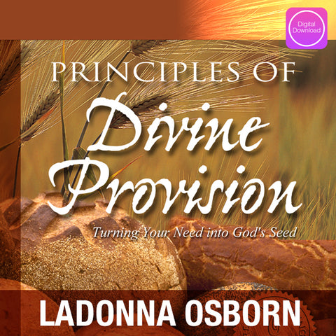 Principles of Divine Provision - Digital Audio (5)