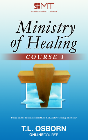 Ministry Of Healing One | OMT Course On-Demand