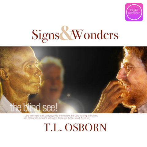 Signs and Wonders - Digital Audio