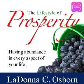 The Lifestyle of Prosperity - Digital Audio
