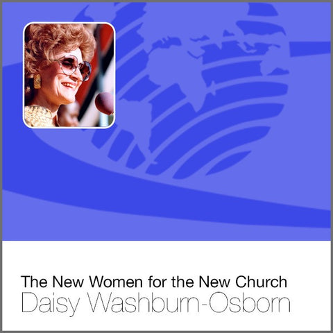 The New Women for the New Church - Audio CD - French & English w/German interpreter
