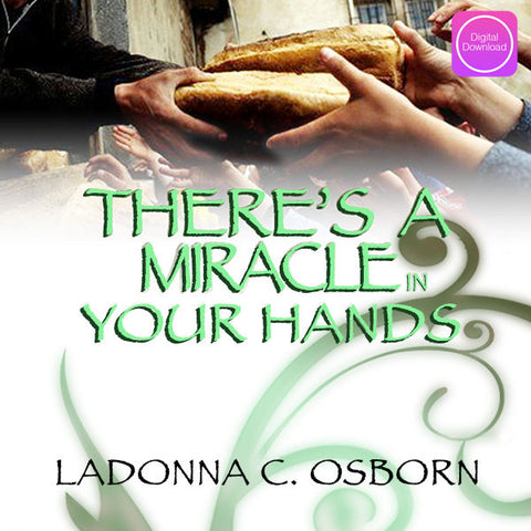 There's a Miracle in Your Hands - Digital Audio