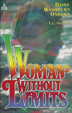 Woman Without Limits - Paperback