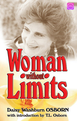 Woman Without Limits - Digital Book