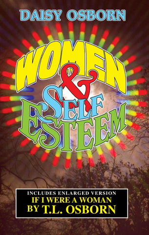Women & Self Esteem - Paperback