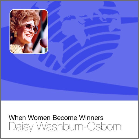 When Women Become Winners - Audio CD - French or German