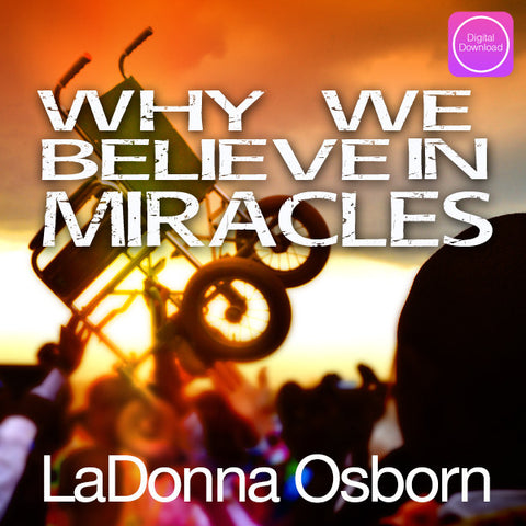 Why We Believe In Miracles - Digital Audio
