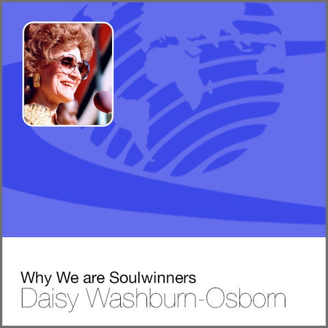 Why We are Soulwinners - Audio CD