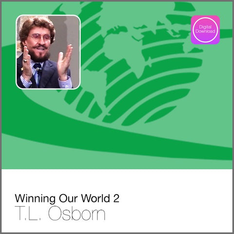 Winning Our World - Course Two - Digital Audio