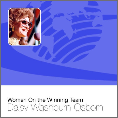 Women On the Winning Team - Audio CD